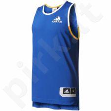 Marškinėliai krepšiniui Adidas Commander 16 Junior AZ3519