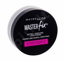 Maybelline Master Fix, kompaktinė pudra moterims, 6g, (Translucent)