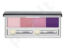 Clinique All About Shadow Quad, kosmetika moterims, 4,8g, (11 Galaxy)