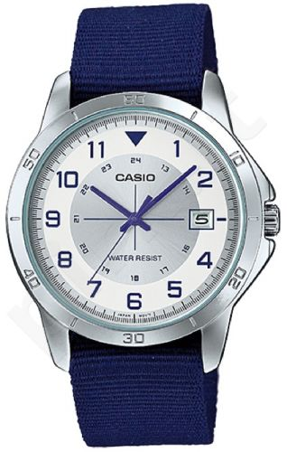 Laikrodis CASIO MTP-V008B-7 - kvarcinis