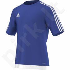 Marškinėliai futbolui Adidas Estro 15 S16148