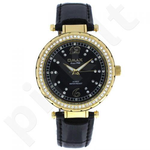 Moteriškas laikrodis Omax BB01G22A