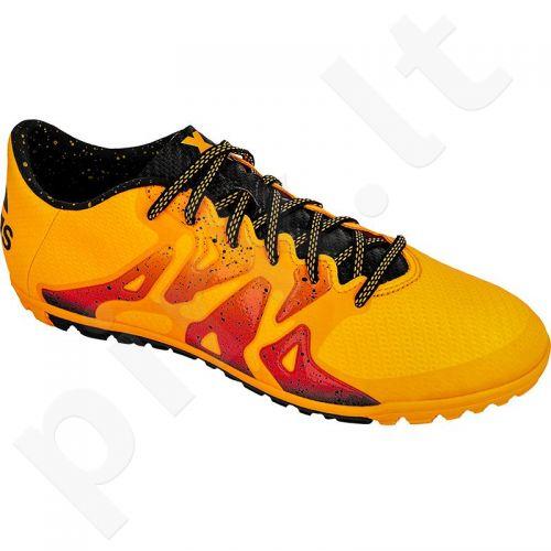 Futbolo bateliai Adidas  X 15.3 TF M S74660
