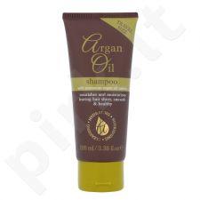 Xpel Argano aliejaus šampūnas plaukams, kosmetika moterims, 100ml