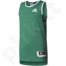 Marškinėliai krepšiniui Adidas Commander 16 Junior AZ9565