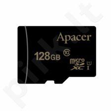 Apacer atminties kortelė Micro SDHC/SDXC 128GB Class 10 UHS-I