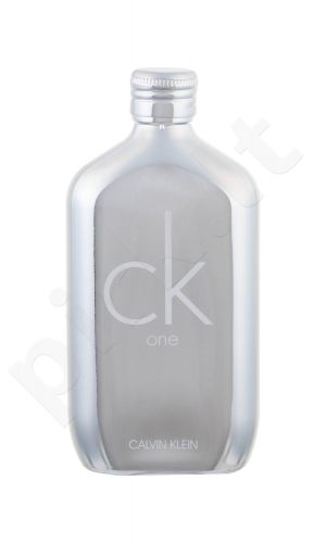 Calvin Klein CK One, Platinum Edition, tualetinis vanduo moterims ir vyrams, 50ml