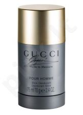 Gucci Made to Measure, pieštukinis dezodorantas vyrams, 75ml