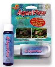 Gelis akvariumo fonui klijuoti