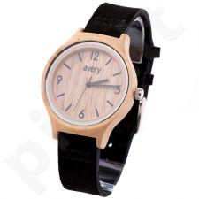 Avery Atmo:Sphere AVAS510016 moteriškas laikrodis iš medžio