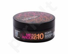 Redken Mess Around 10, Disrupting Cream-Paste, plaukų Wax moterims, 50ml