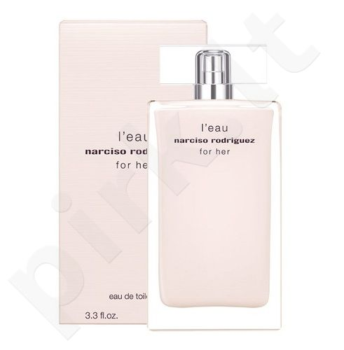 Narciso Rodriguez L`Eau, tualetinis vanduo (EDT) moterims, 30 ml