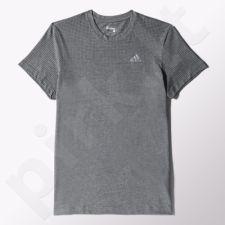 Marškinėliai Adidas Aeroknit Tee M S18077
