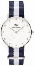 Laikrodis DANIEL WELLINGTON GLASGOW 34mm