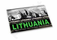 "Magnetukas ""Lithuania - Trakai"""
