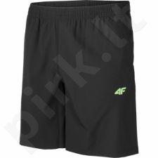 Šortai sportiniai 4f M T4Z16-SKMF001 juodas