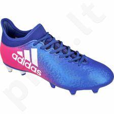 Futbolo bateliai Adidas  X 16.3 SG M BB5649