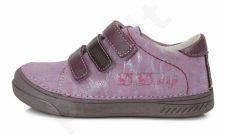 Auliniai D.D. step violetiniai batai 31-36 d. 040409bl