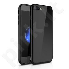 TPU minimalist back cover case, black (iPhone 7 Plus/ 8 Plus)