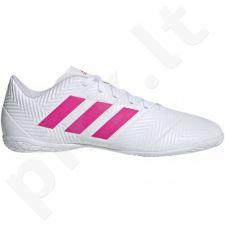 Futbolo bateliai Adidas  Nemeziz 18.4 IN M D97995