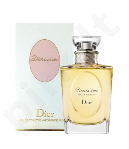 Christian Dior Les Creations de Monsieur Dior, Diorissimo, tualetinis vanduo moterims, 100ml