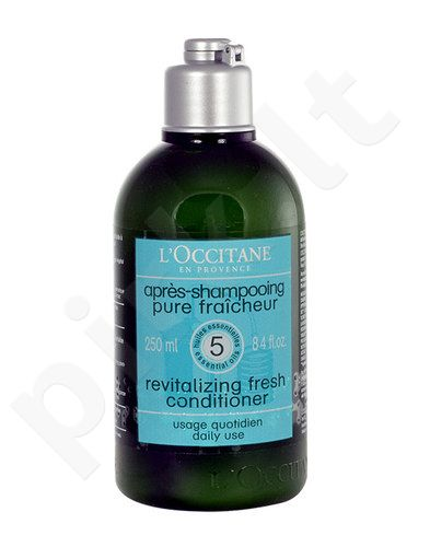L´Occitane Revitalizing Fresh kondicionierius, kosmetika moterims, 250ml