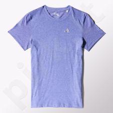 Marškinėliai Adidas Aeroknit Tee M S11158