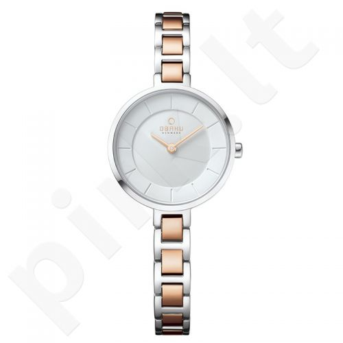 Moteriškas laikrodis Obaku V183LXCISC