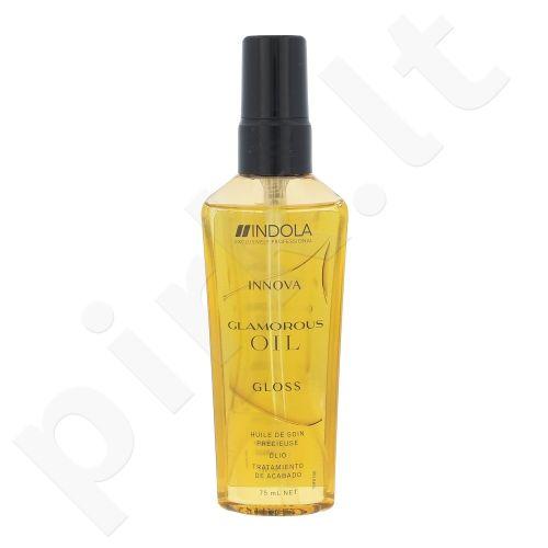 Indola Innova kerintis plaukų aliejus, kosmetika moterims, 75ml