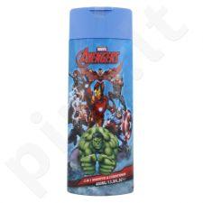 Marvel Avengers 2in1 šampūnas & kondicionierius, kosmetika vaikams, 400ml