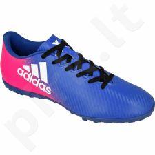 Futbolo bateliai Adidas  X 16.4 TF M BB5684