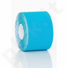 Kineziologinis teipas GYMSTICK 5m x 5cm turquoise
