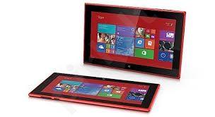 Nokia Lumia 2520 02740T3 Red