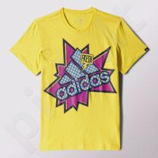 Marškinėliai Adidas 90s Fresh Logo M S16635