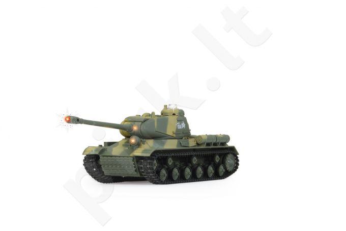 Radio bangomis valdomas Jamara Panzer Battle Set