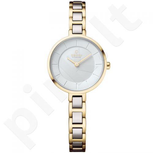 Moteriškas laikrodis Obaku V183LXGISG
