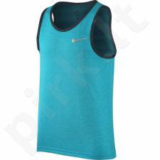 Marškinėliai treniruotėms Nike Hyperelite Knit Tank M 822874-418