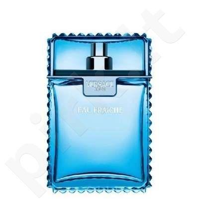 Versace Man Eau Fraiche, tualetinis vanduo vyrams, 200ml