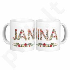 Janinos puodelis