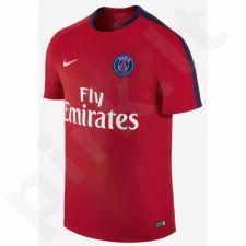 Marškinėliai futbolui Nike Paris Saint-Germain PSG Flash M 686761-657