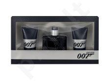 James Bond 007 James Bond 007 rinkinys vyrams, (EDT 50ml + 2x50ml dušo želė)