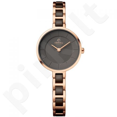 Moteriškas laikrodis Obaku V183LXVNSV