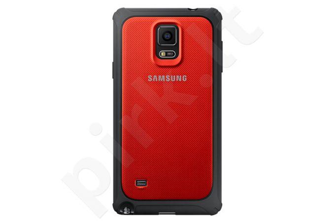 Samsung Galaxy Note 4 Protective dėklas raudonas