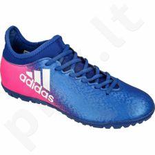 Futbolo bateliai Adidas  X 16.3 TF M BB5665
