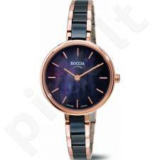 Moteriškas BOCCIA TITANIUM laikrodis 3245-03