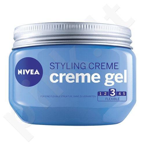 Nivea plaukų formavimo kremas - gelis, kosmetika moterims, 150ml