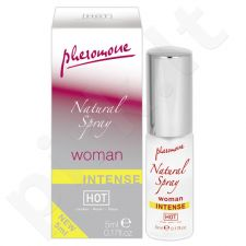 Feromonai Hot Woman natural spray Intense 5 ml