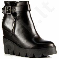 Simen 8467 odiniai  auliniai batai  pašiltinti