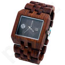 Avery Meso:Sphere AVMS310011 vyriškas laikrodis iš medžio