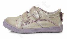 Auliniai D.D. step sidabriniai batai 28-33 d. da061621a